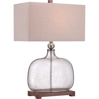 Quoizel Brookmont 1-light Natural Table Lamp