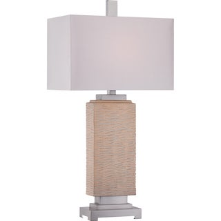 Boone 1-light Natural Table Lamp