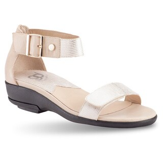 Women's Rosemary White Casual Sandals