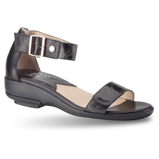 Women's Rosemary Black Casual Sandals