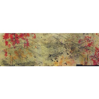 Marmont Hill Art Collective 'Maple Wish' Canvas art