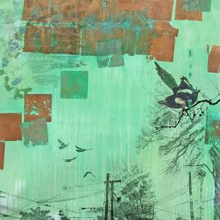 Marmont Hill Art Collective 'Harbinger' Canvas art