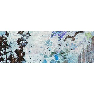 Marmont Hill Art Collective 'Spring Snow' Canvas art