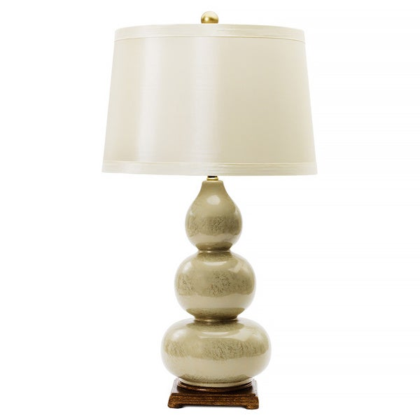on Heather 31-inch Ceramic Table Lamp
