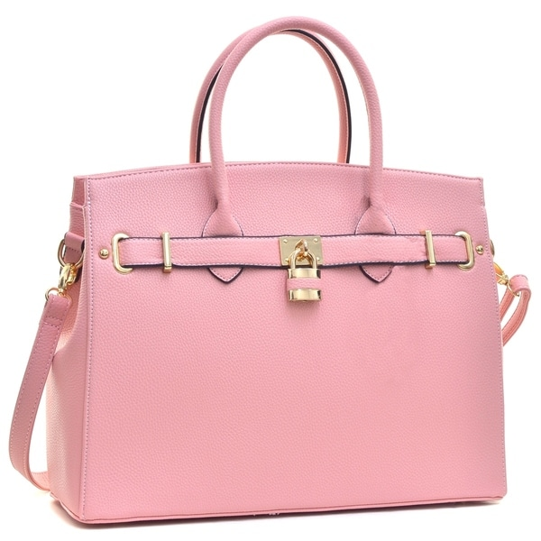 67353c9231 Pink Handbags   Shop our Best Clothing & Shoes Deals Online at Overstock
