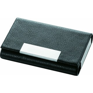Visol Marlin Black Leather Business Card Case https://ak1.ostkcdn.com/images/products/10042809/P17187603.jpg?impolicy=medium