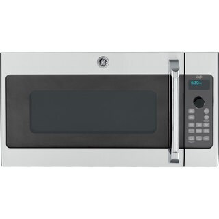 "GE 30"" 1.7 cu. ft. Capacity Over-the-Range Stainless Steel"