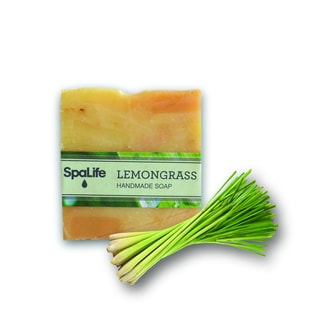 Spa Life Hand-made Lemon Soap (Pack of 2)