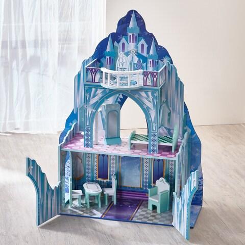 Teamson Kids Ice Mansion Doll House
