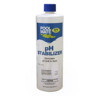 Pool Mate Spa pH Stabilizer|https://ak1.ostkcdn.com/images/products/10043096/P17187902.jpg?impolicy=medium