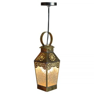 Decorative Cuba Gold Elegant Tiffany Style Hanging Pendant Lamp