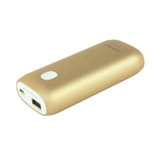 Powermax Powerpack Gold 5600mAh Portable External Battery Charger