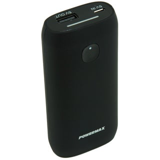 Powermax Powerpack 5600mAh Portable External Battery Charger