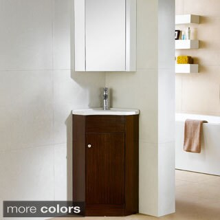 Fine Fixtures Englewood 22-inch Vanity with Vitreous China Sink Top (2 options available)