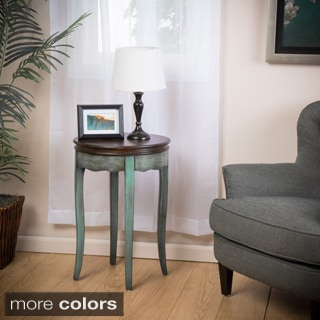 Christopher Knight Home Atherton Multi-Color Wood Accent Table