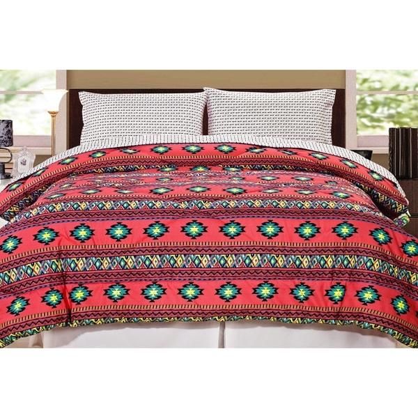 Rampage Azure 5-piece Comforter Set