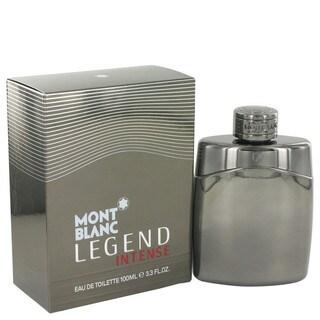 Mont Blanc Legend Intense 3.4-ounce Eau de Toilette