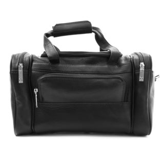 Muiska Marco Colombian Leather Petite Sport Duffel Travel Bag