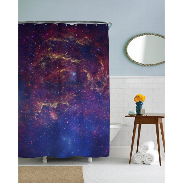 Milkyway Shower Curtain