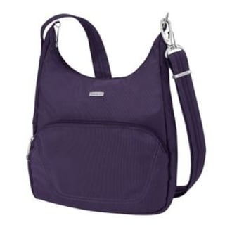 Travelon Essential Anti-theft Crossbody Messenger Bag