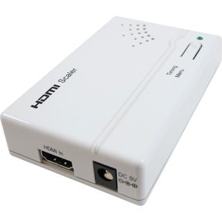 Comprehensive HDMI to HDMI up to 1080p/UXGA Scaler