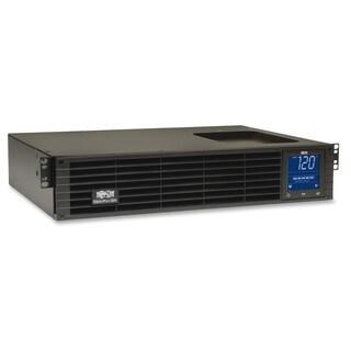 Tripp Lite UPS Smart 1000VA 700W Rackmount LCD Pure Sine Wave AVR USB