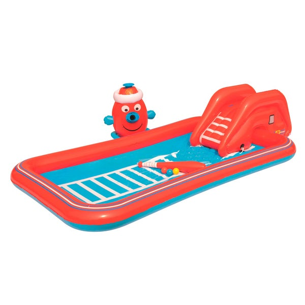 Bestway Interactive Fire Truck Play Pool