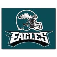 Fanmats Philadelphia Eagles Green Nylon Allstar Rug (2'8 x 3'8)