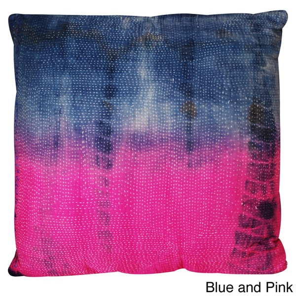 Handmade Tie-dye Pillows (India)