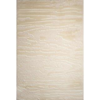 Ren Wil Stripe Beige Area Rug (7'2 x 9'2)