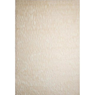 Ren Wil Solid Off-White Area Rug (7'2 x 9'2)