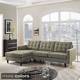Empress Left-Arm Sectional Sofa