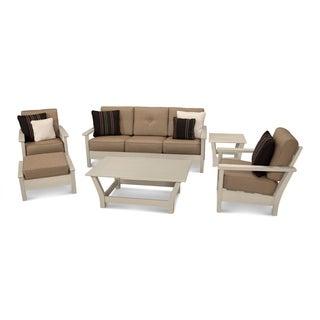 Ivy Terrace Artisan 6-piece Deep Seating Set