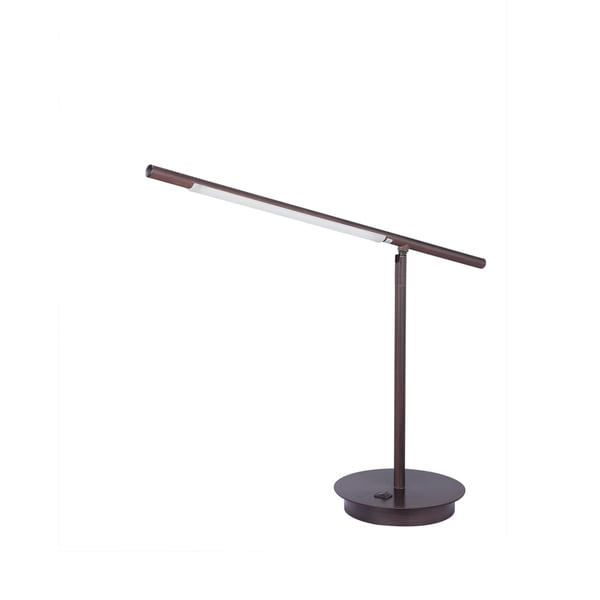 Metal Oil Rubbed Bronze 24.5-inch Table Lamp