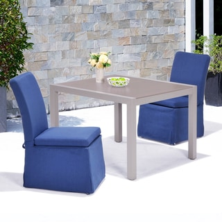 Harper Blvd Sommerville Square Outdoor Dining Table