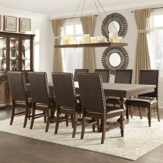 Flatiron Baluster Extending Dining Set by iNSPIRE Q Classic (More options available)