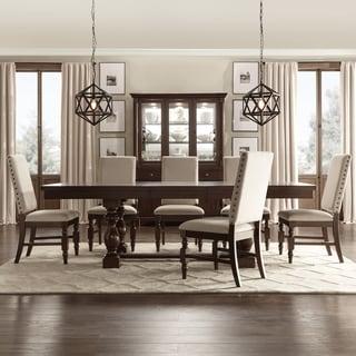 buy kitchen dining room sets online at overstock com our best rh overstock com dining room table and chairs wood dining room table and chairs for 8