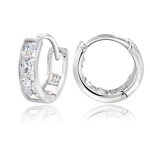 3993a3ca9f220 Buy Clip On Cubic Zirconia Earrings Online at Overstock | Our Best ...