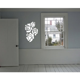 Flowers Sticker Vinyl Wall Art