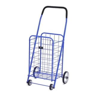 Narita Mini Shopping Cart, Blue