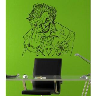 Joker Sticker Vinyl Wall Art