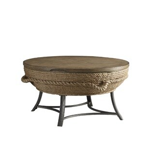 Panama Jack Crescent Key Lift Top Cocktail Table