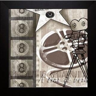 Tandi Venter 'In the Making' 22 x 22 Framed Art Print