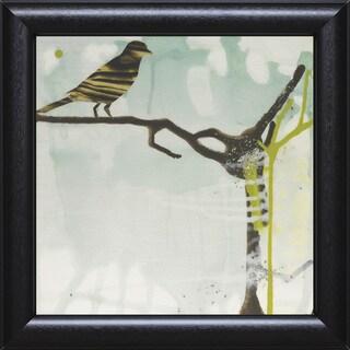 Gina Miller 'Early Bird' 22 x 22 Framed Art Print