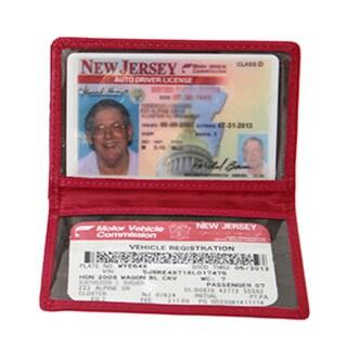 Royce Genuine Leather Mini ID Case