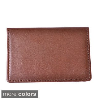 Royce Genuine Leather Mini ID Case