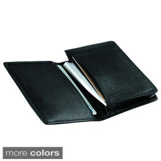 Royce Top-grain Nappa Leather Executive Business Card Case