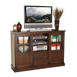 Sunny Designs Santa Fe Bar Height TV Console