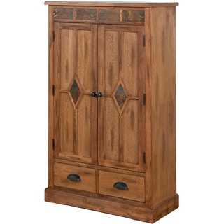 Sunny Designs Sedona 3-shelf Pantry