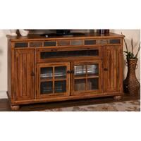 Sunny Designs Sedona Counter Height TV Console